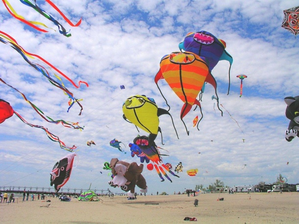 Grand Have Kite Festival (1) by Thomas Peace 2013