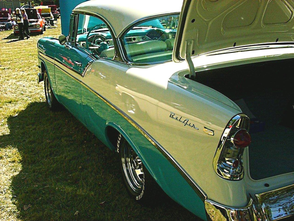 Years ago, my BelAir was far superior... by Thomas Peace 2013